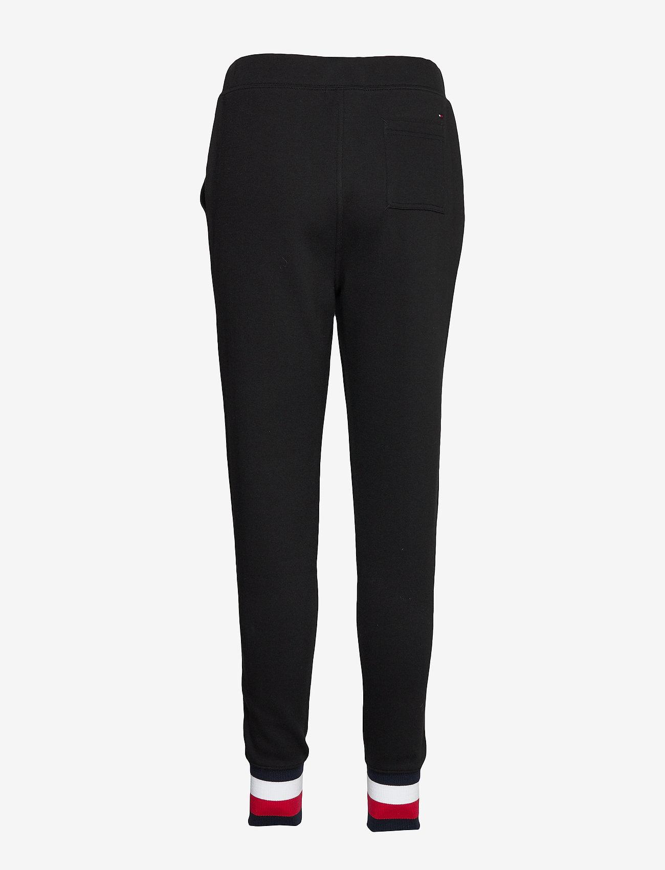 Tommy Hilfiger - SWEATPANTS - sweatpants - black - 1