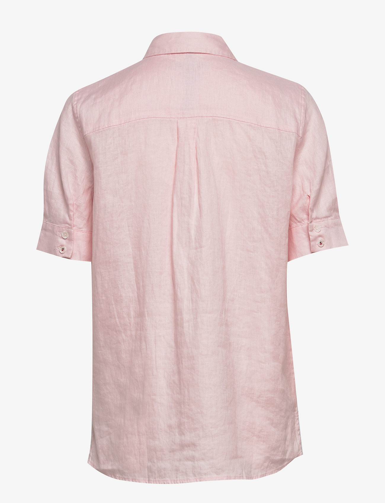 Tommy Hilfiger - TH ESSENTIAL PENELOP - short-sleeved shirts - frosted pink