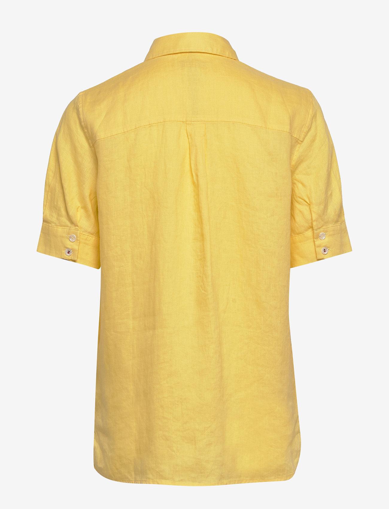 Tommy Hilfiger - TH ESSENTIAL PENELOP - overhemden met korte mouwen - sunray - 1