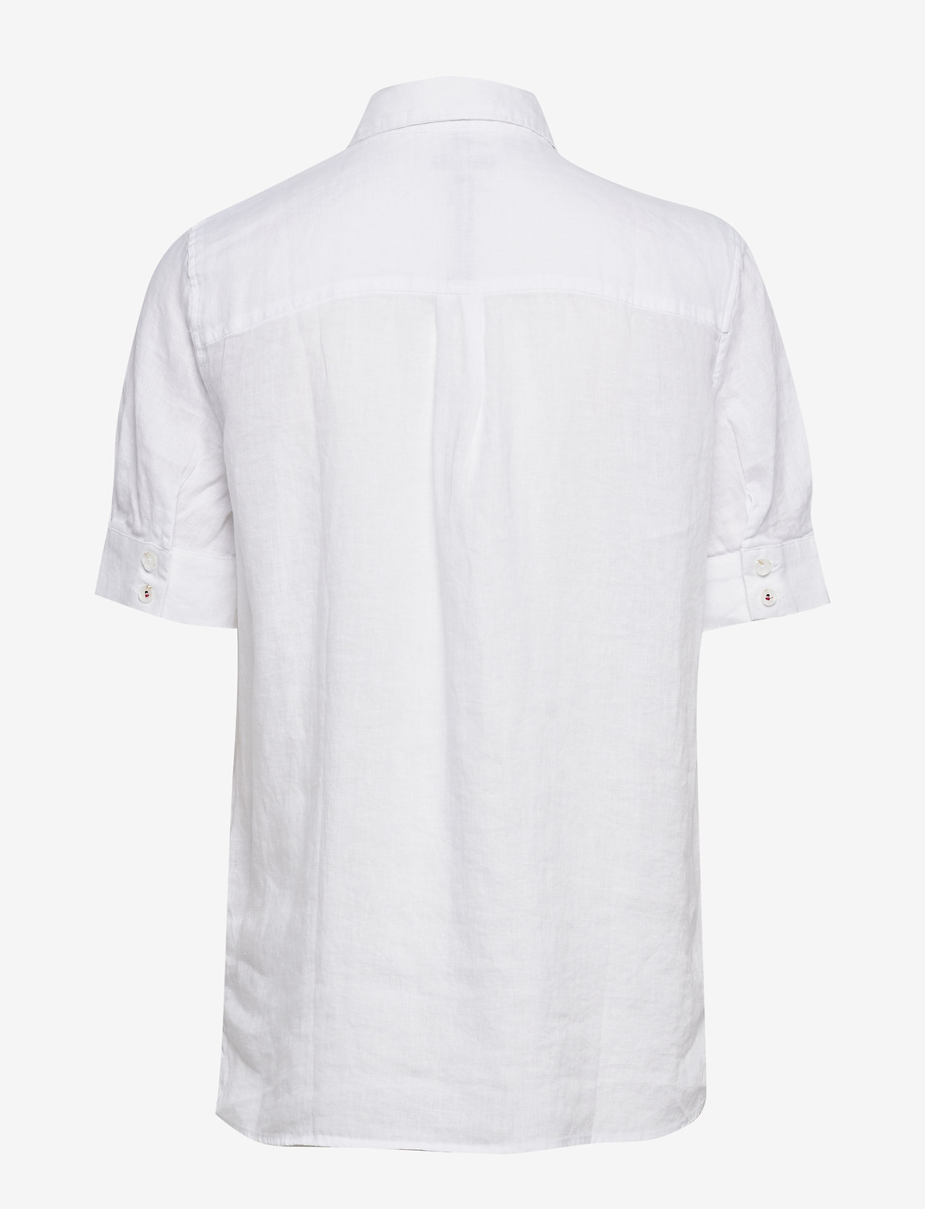 Tommy Hilfiger - TH ESSENTIAL PENELOP - overhemden met korte mouwen - white - 1