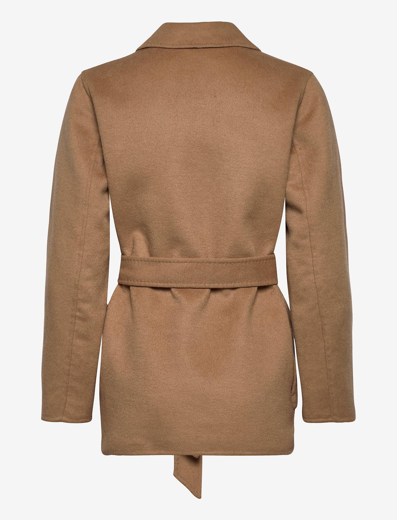 Tommy Hilfiger - WOOL BLEND DF HIP LENGTH COAT - winter coats - countryside khaki - 1