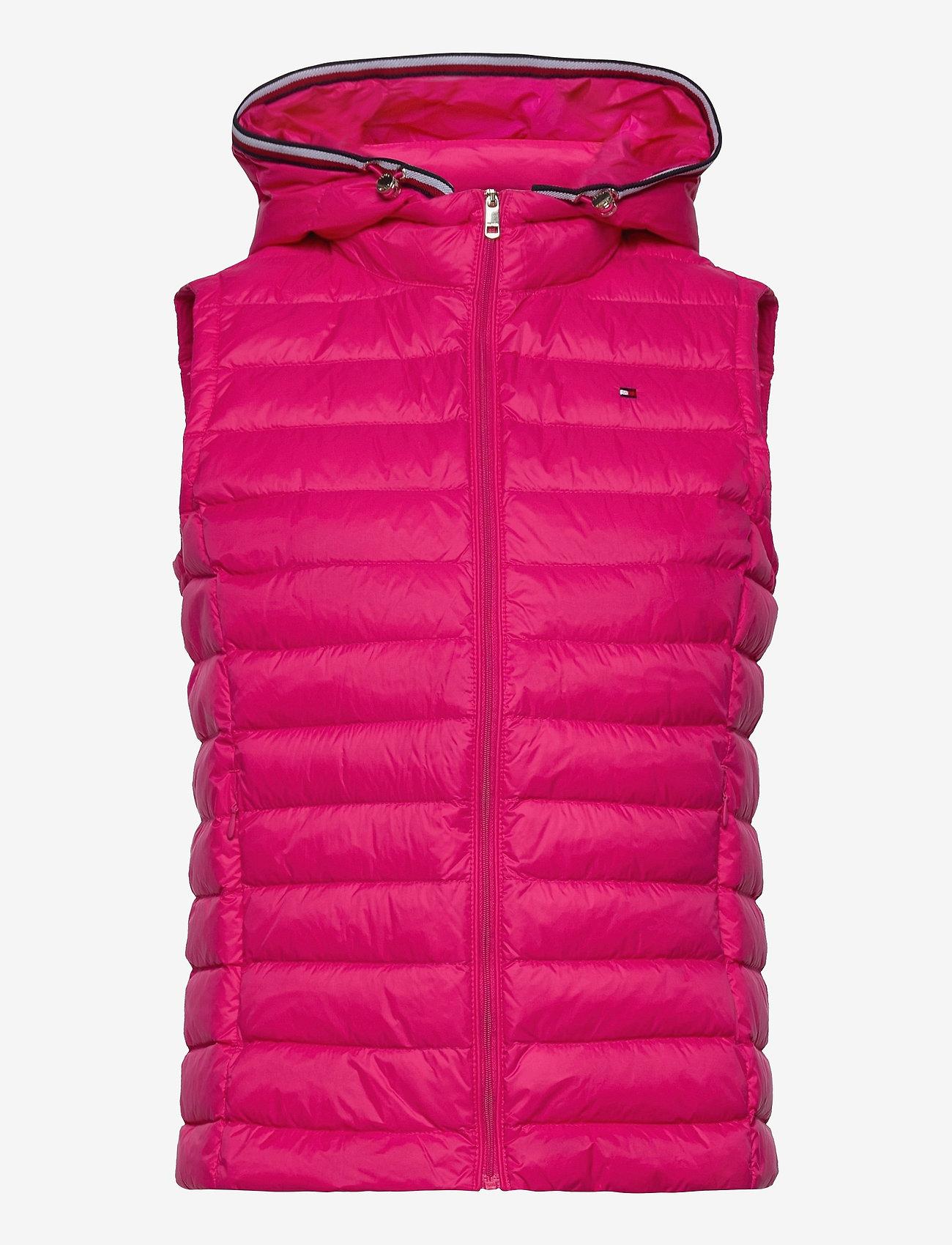 Tommy Hilfiger - TH ESS LW DOWN VEST - puffer vests - bright jewel - 0