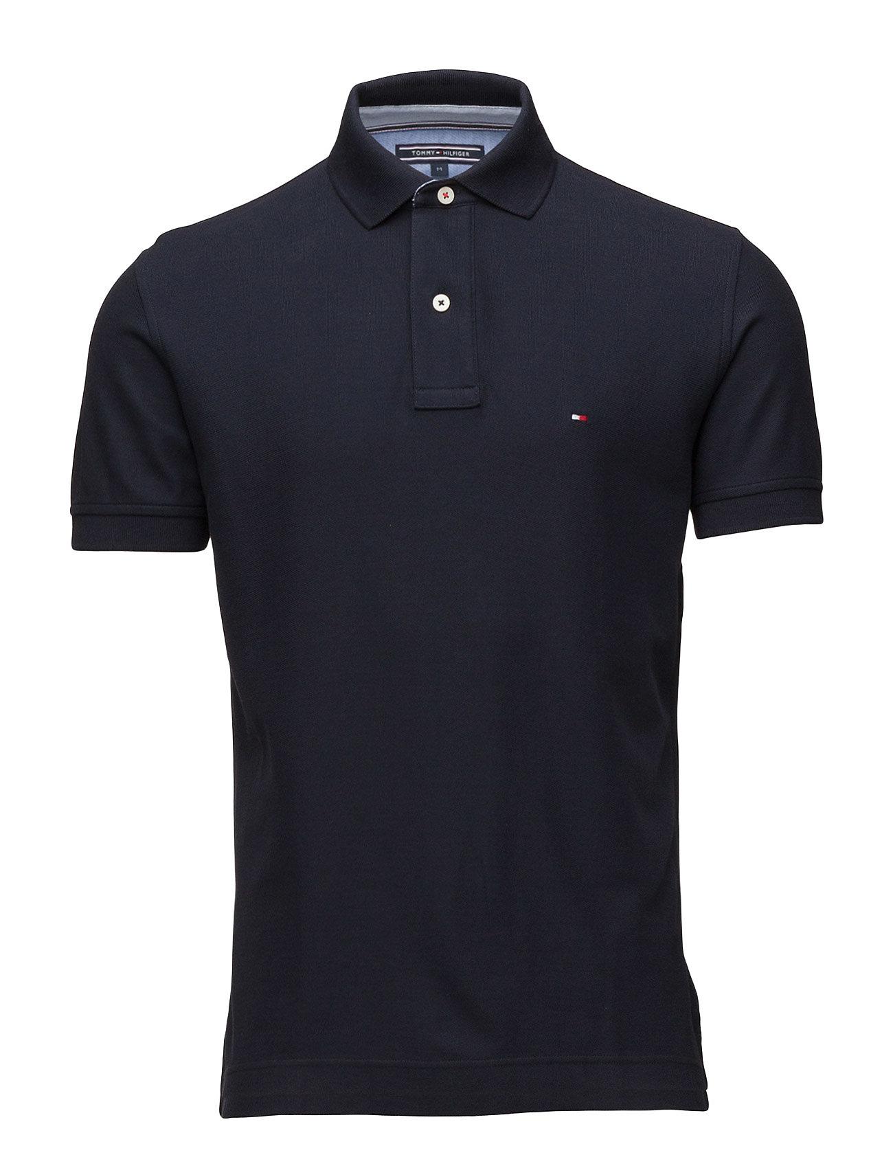 Image of Core Hilfiger Regular Polo Polos Short-sleeved Blå Tommy Hilfiger (3293913173)