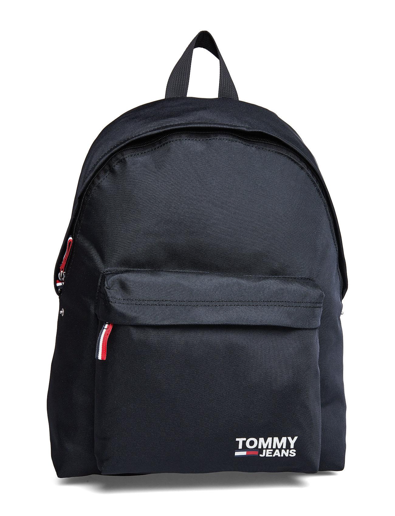 Tommy Hilfiger TJM COOL CITY BACKPA - BLACK BLACK