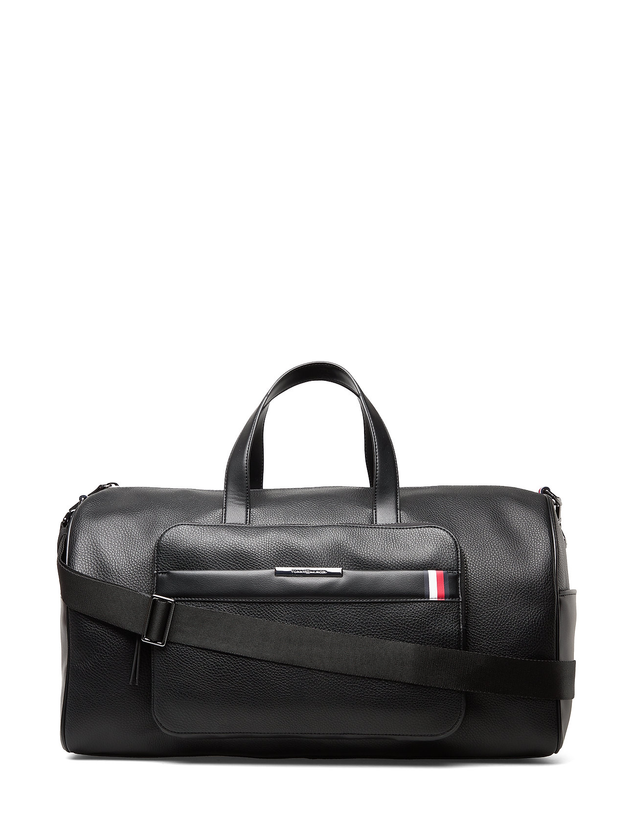 Tommy Hilfiger TH DOWNTOWN DUFFLE - BLACK