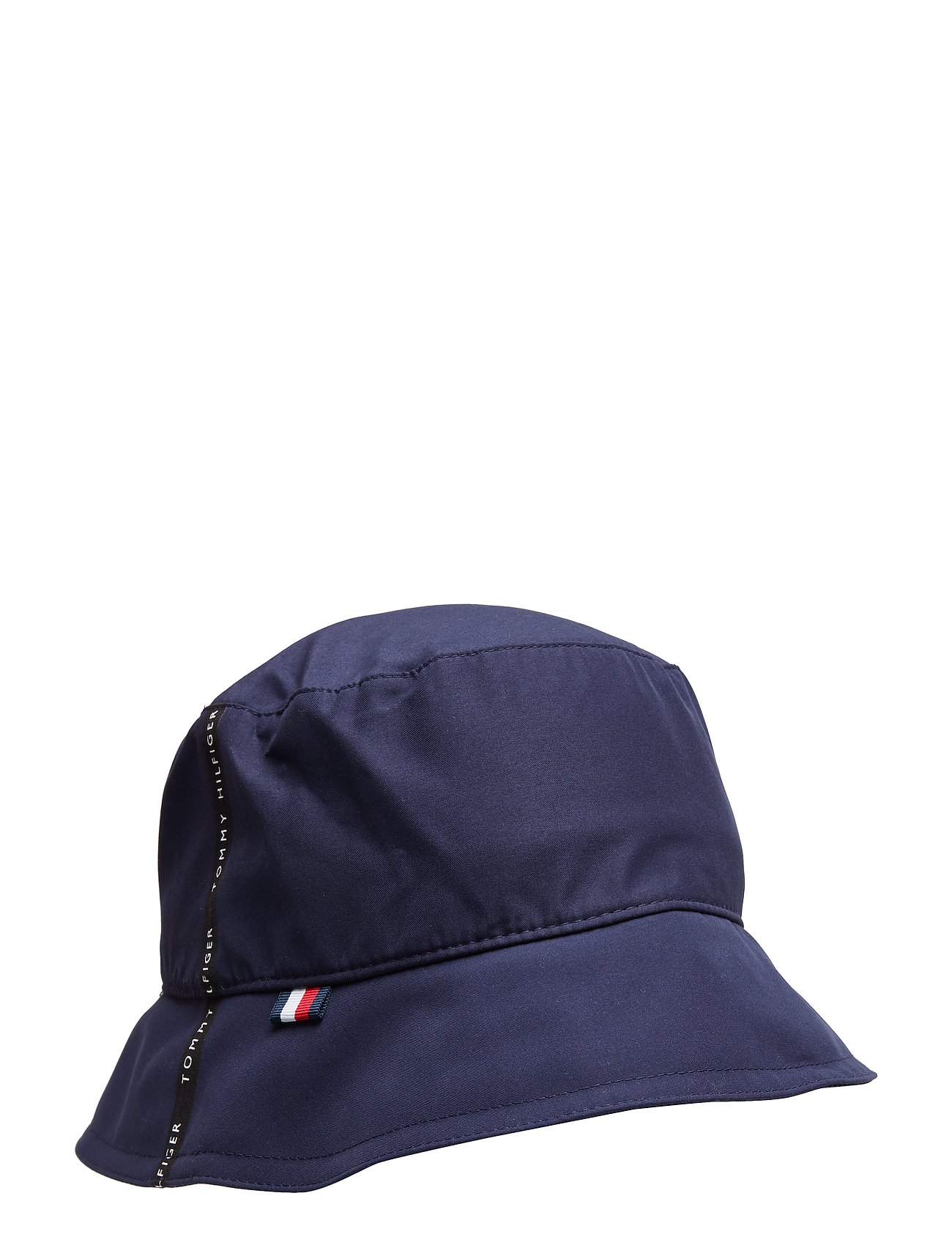 Tommy Hilfiger TAPE BUCKET HAT - BLUE QUARTZ