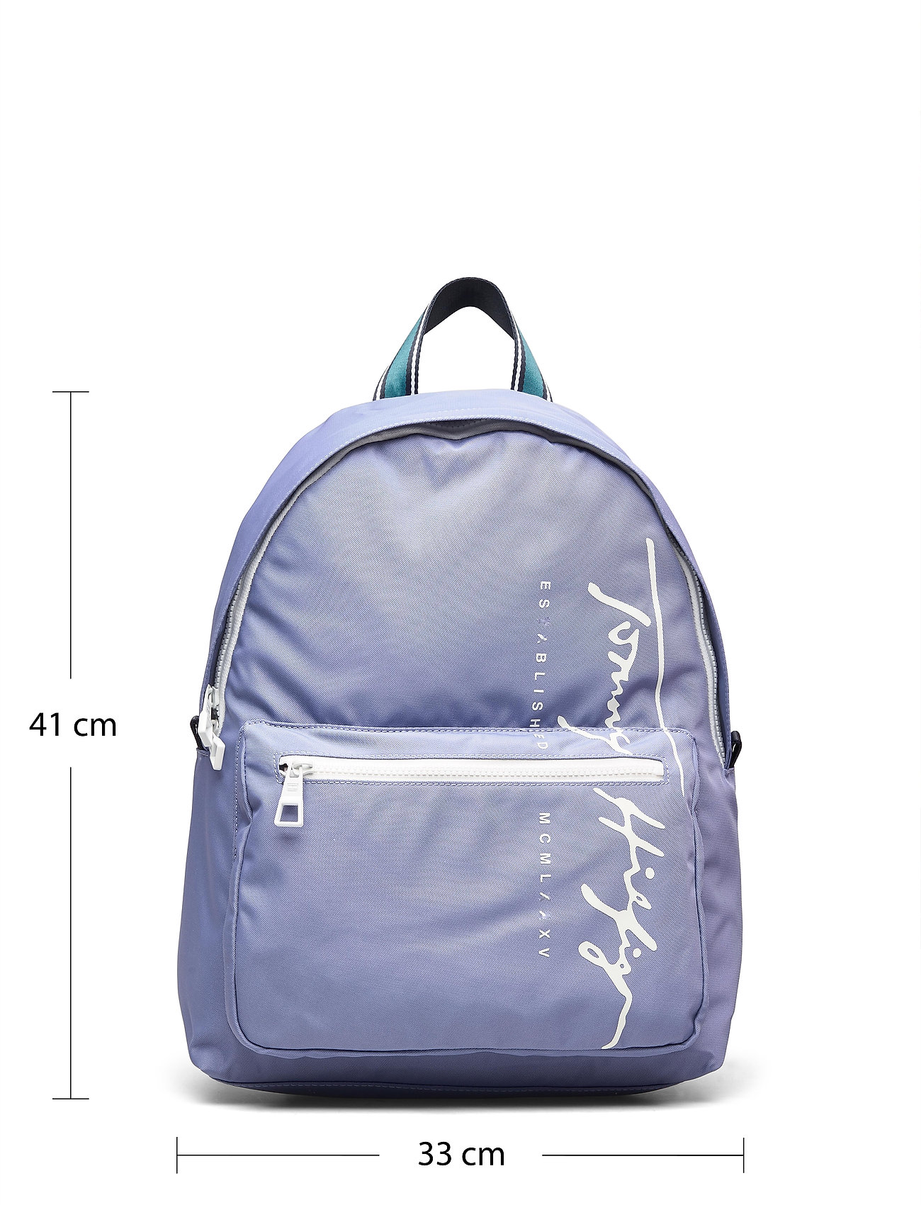 Tommy Hilfiger - TH SIGNATURE BACKPACK - sacs a dos - washed ink - 5