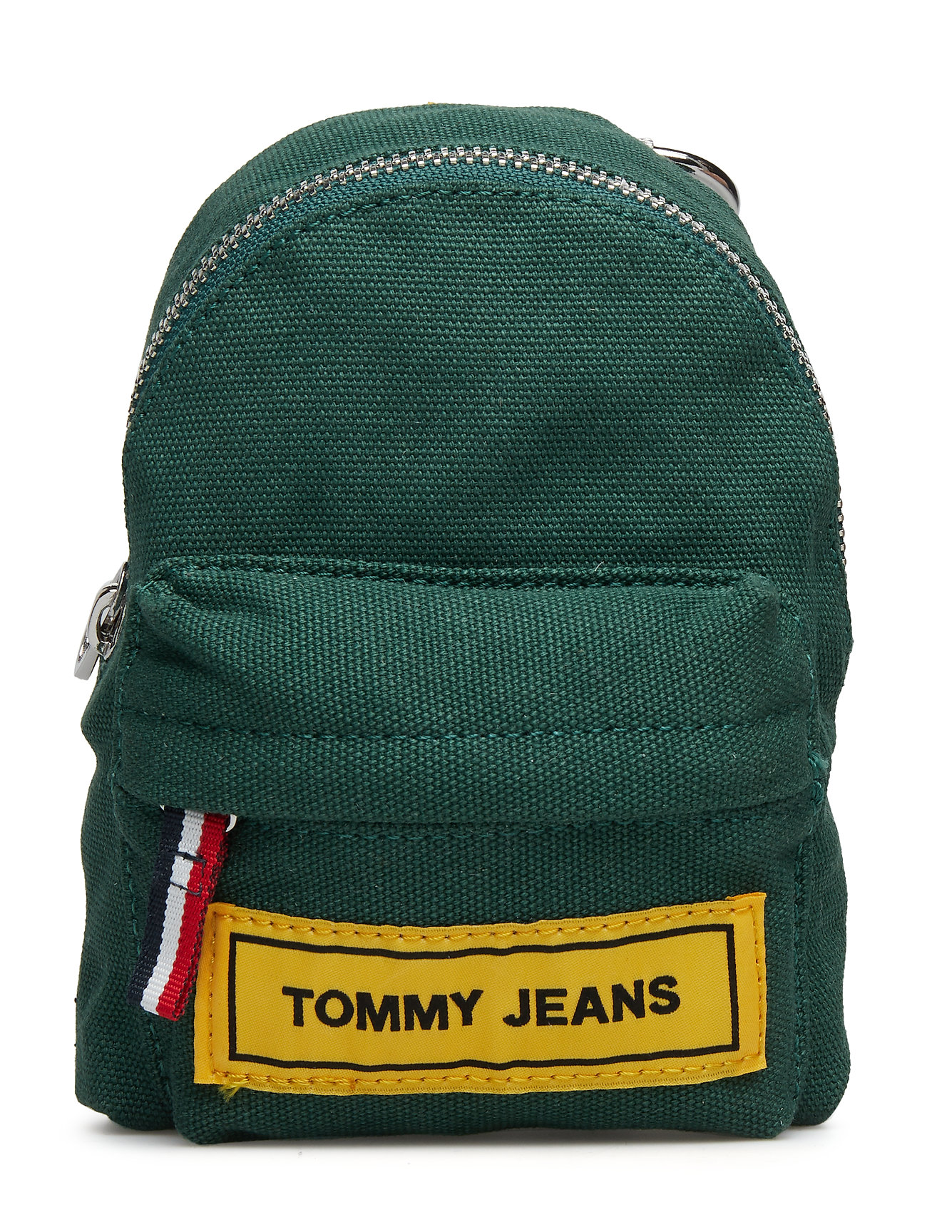 Tommy Hilfiger TJ LOGO TAPE HANGING - HUNTER GREEN MIX