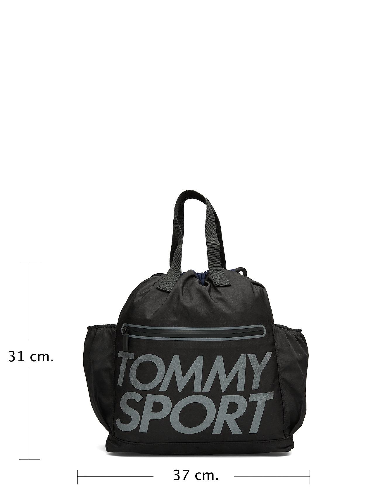 Tommy Hilfiger Ts Core Drawstring B - Weekend & Gym Väskor Black 660-910