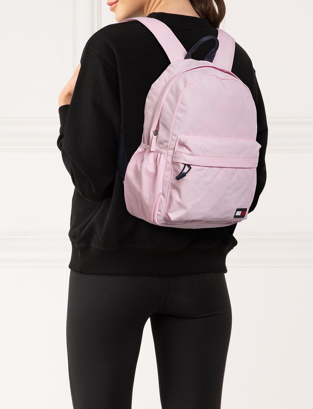 Tommy Hilfiger - BTS KIDS CORE BACKPACK - backpacks - romantic pink - 0