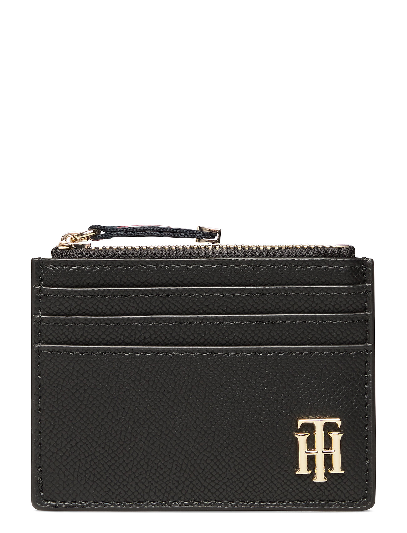 Image of Saffiano Cc Holder Bags Card Holders & Wallets Card Holder Sort Tommy Hilfiger (3413355367)