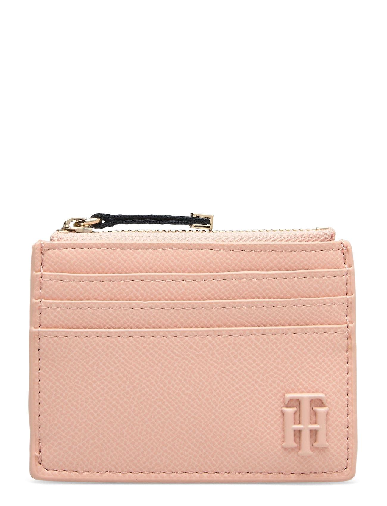 Image of Saffiano Cc Holder Bags Card Holders & Wallets Card Holder Tommy Hilfiger (3419555109)