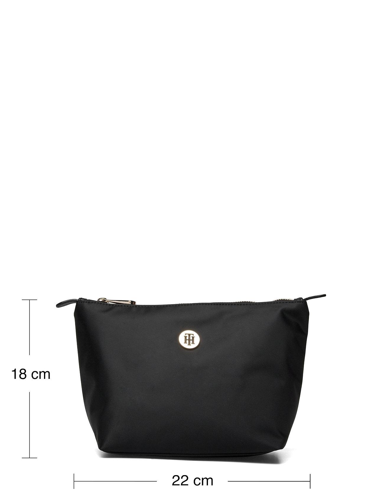 Tommy Hilfiger - POPPY WASHBAG - cosmetic bags - black - 5