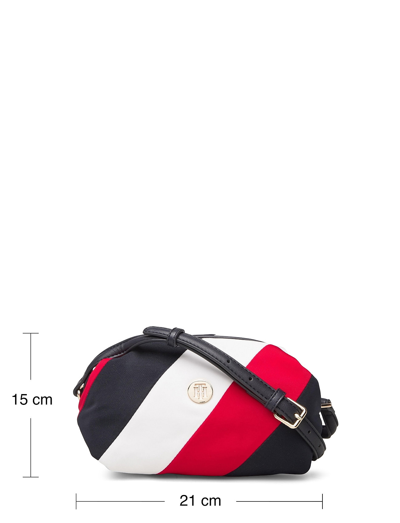 Tommy Hilfiger - POPPY SOFT CROSSOVER - crossbody bags - corporate mix - 5