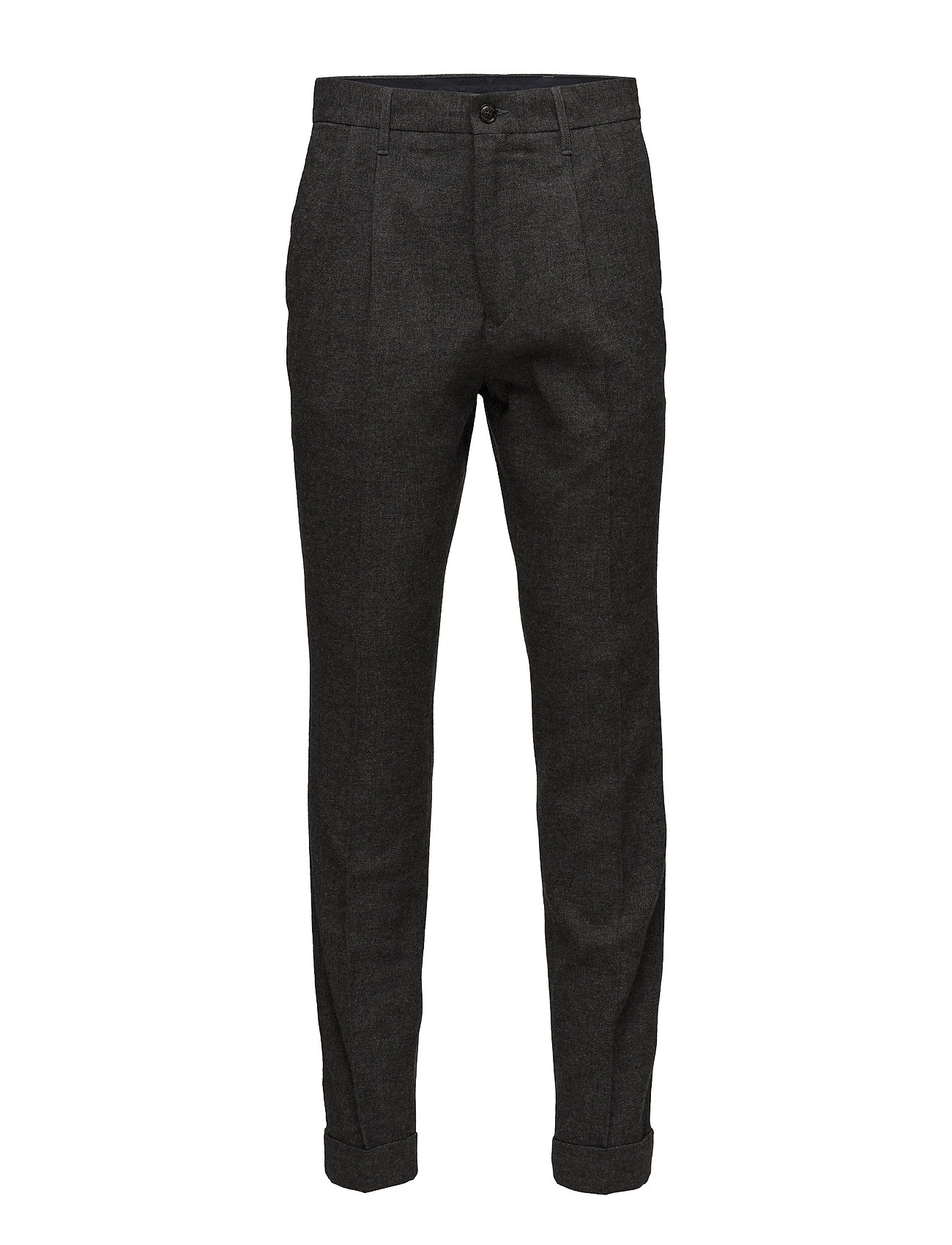 5087151f9 Tapered Cropped Wool Twill Pant (Charcoal Htr) (96.85 €) - Tommy ...