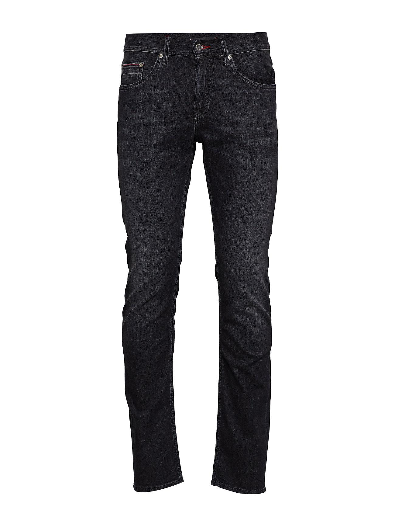 Image of Slim Bleecker Str Dublin Black Slim Jeans Blå TOMMY HILFIGER (3121459761)