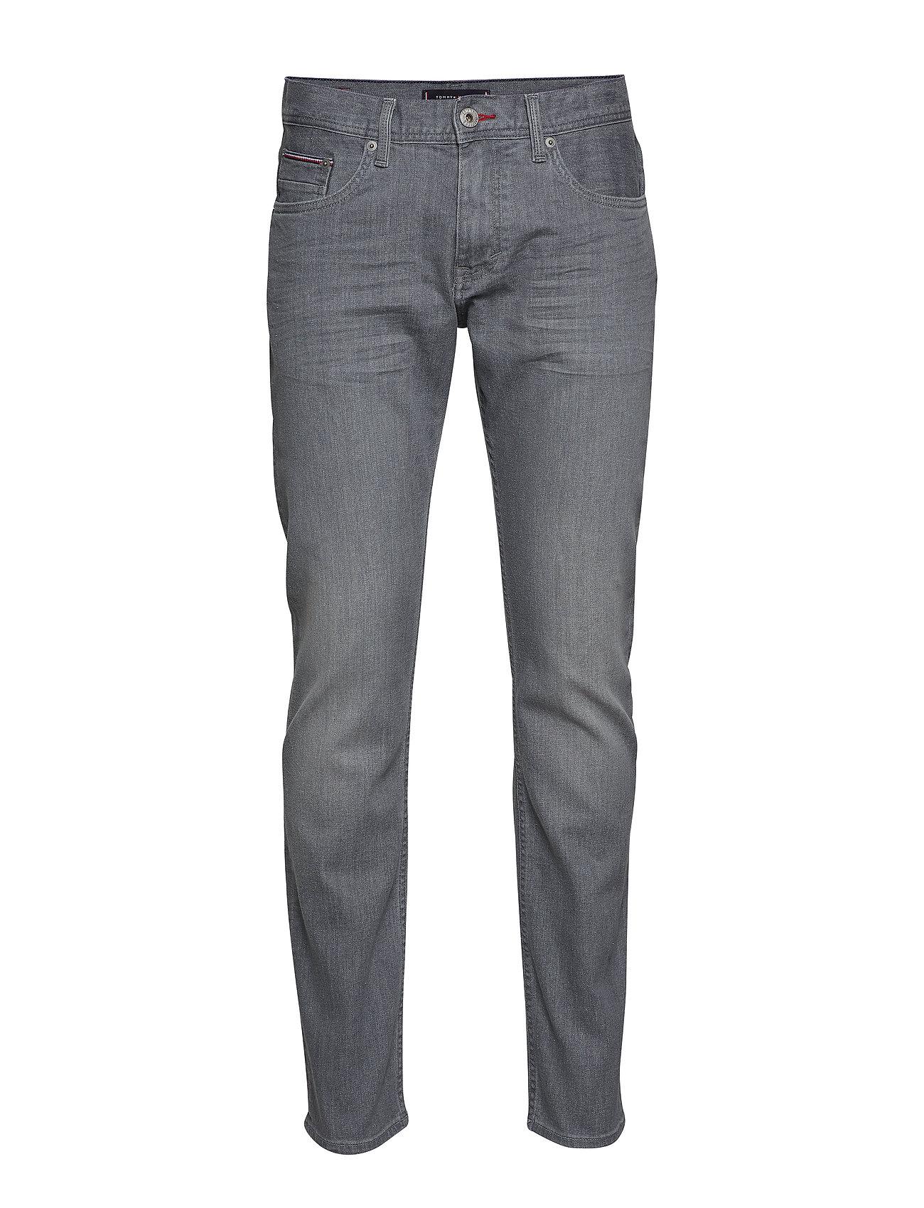 Image of Slim Bleecker Str Maumee Grey Slim Jeans Blå TOMMY HILFIGER (3148640719)