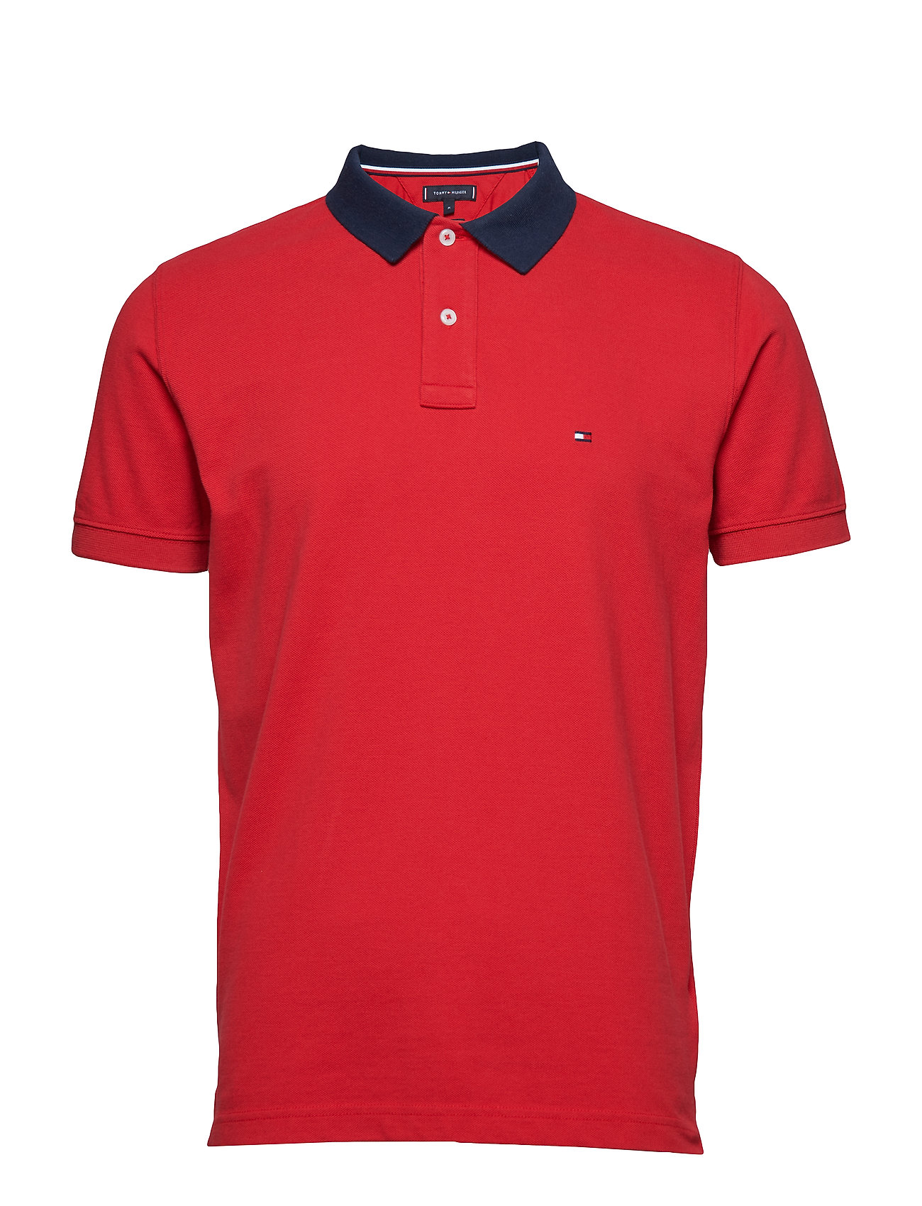 Tommy Hilfiger 1985 REGULAR POLO, 6 - HAUTE RED