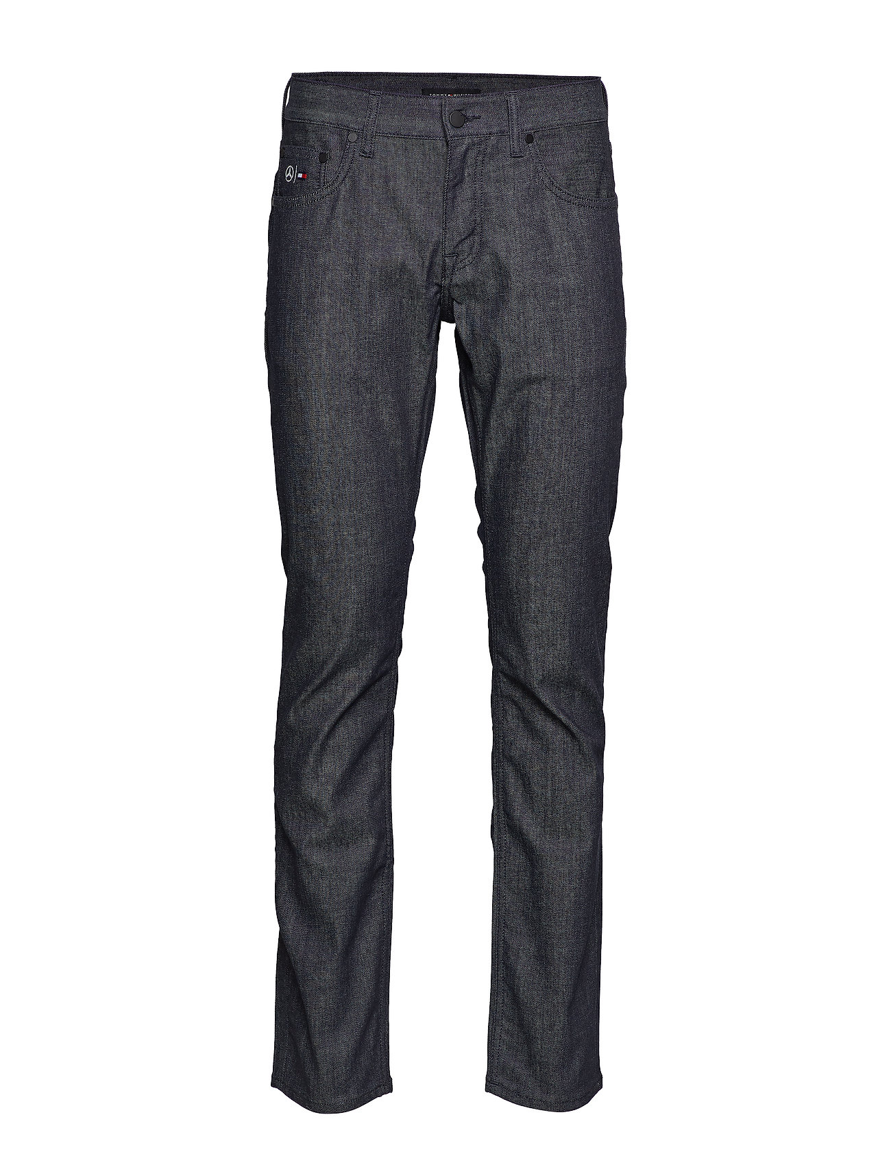 Tommy Hilfiger 2 MB DENTON STRAIGHT - RAW DENIM - RAW DENIM