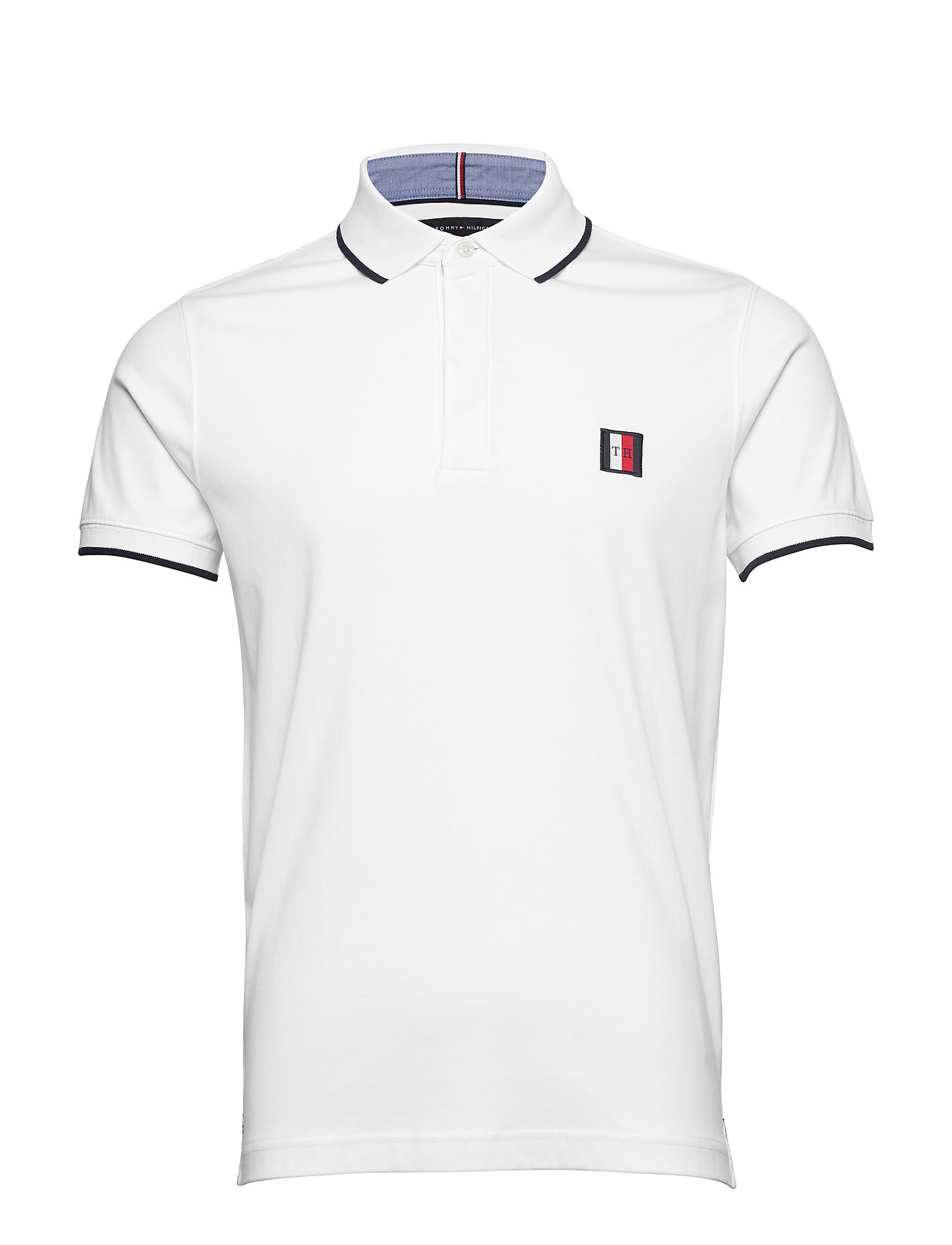 Tommy Hilfiger SOPHISTICATED JERSEY - BRIGHT WHITE