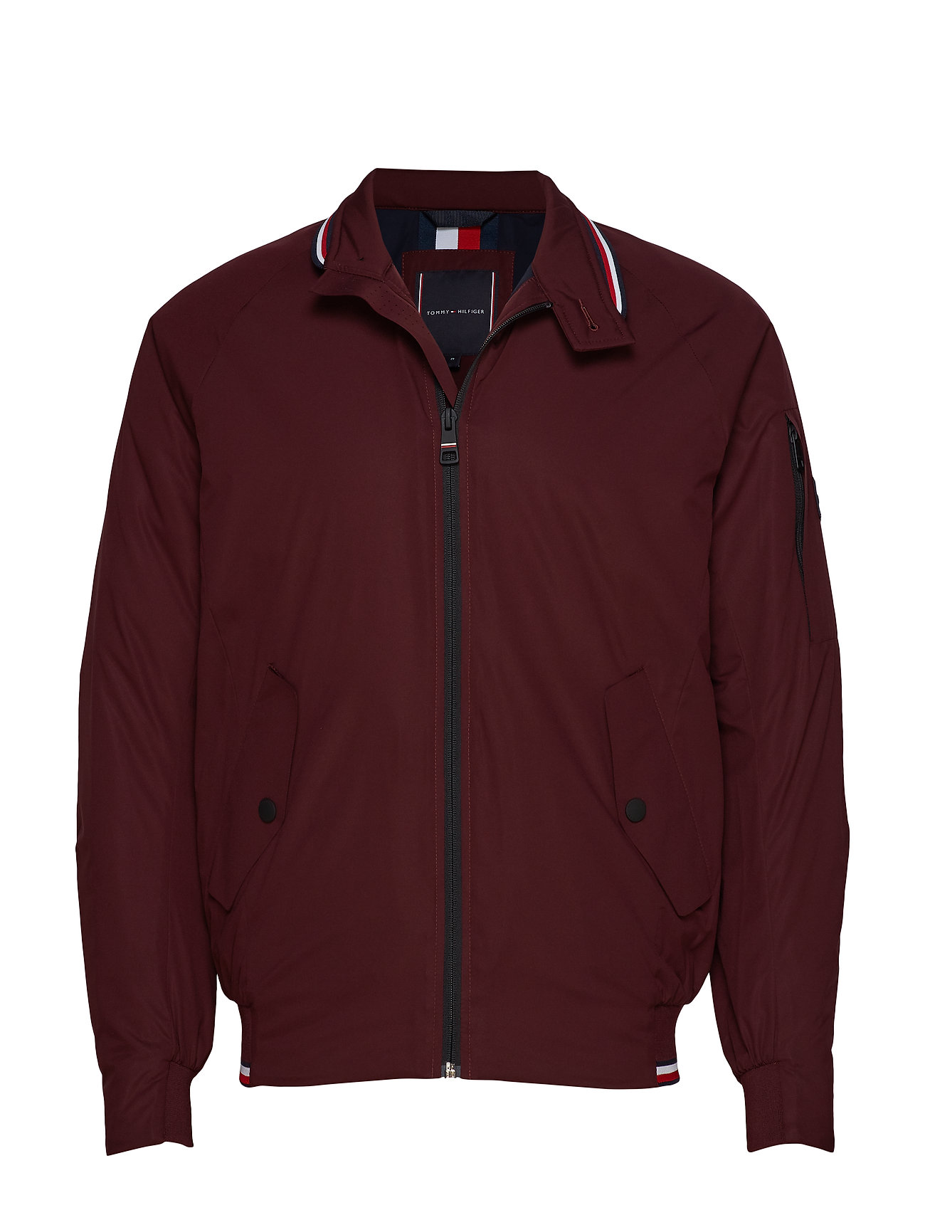 Tommy Hilfiger STRETCH HARRINGTON - WINETASTING