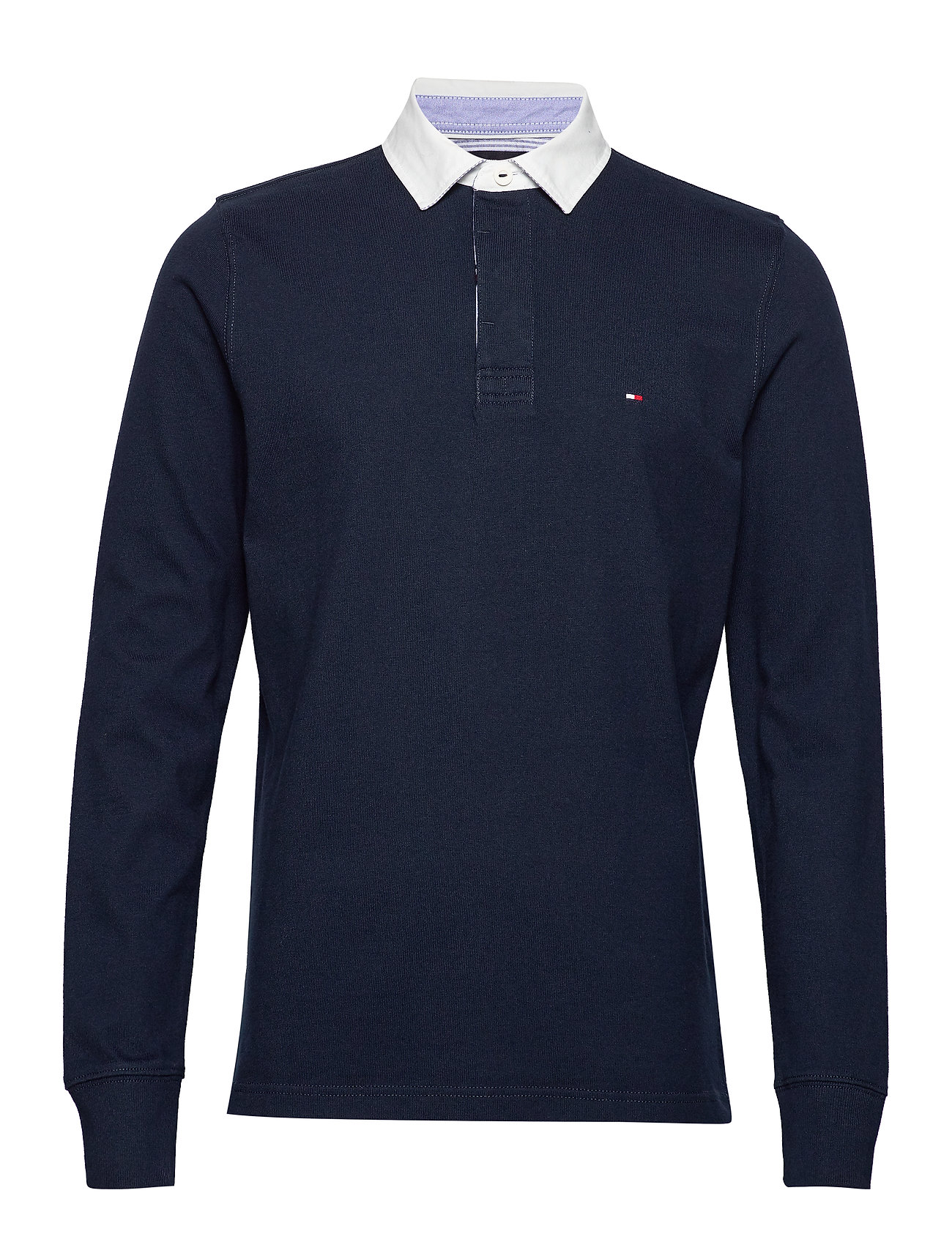 Tommy Hilfiger ICONIC RUGBY - SKY CAPTAIN