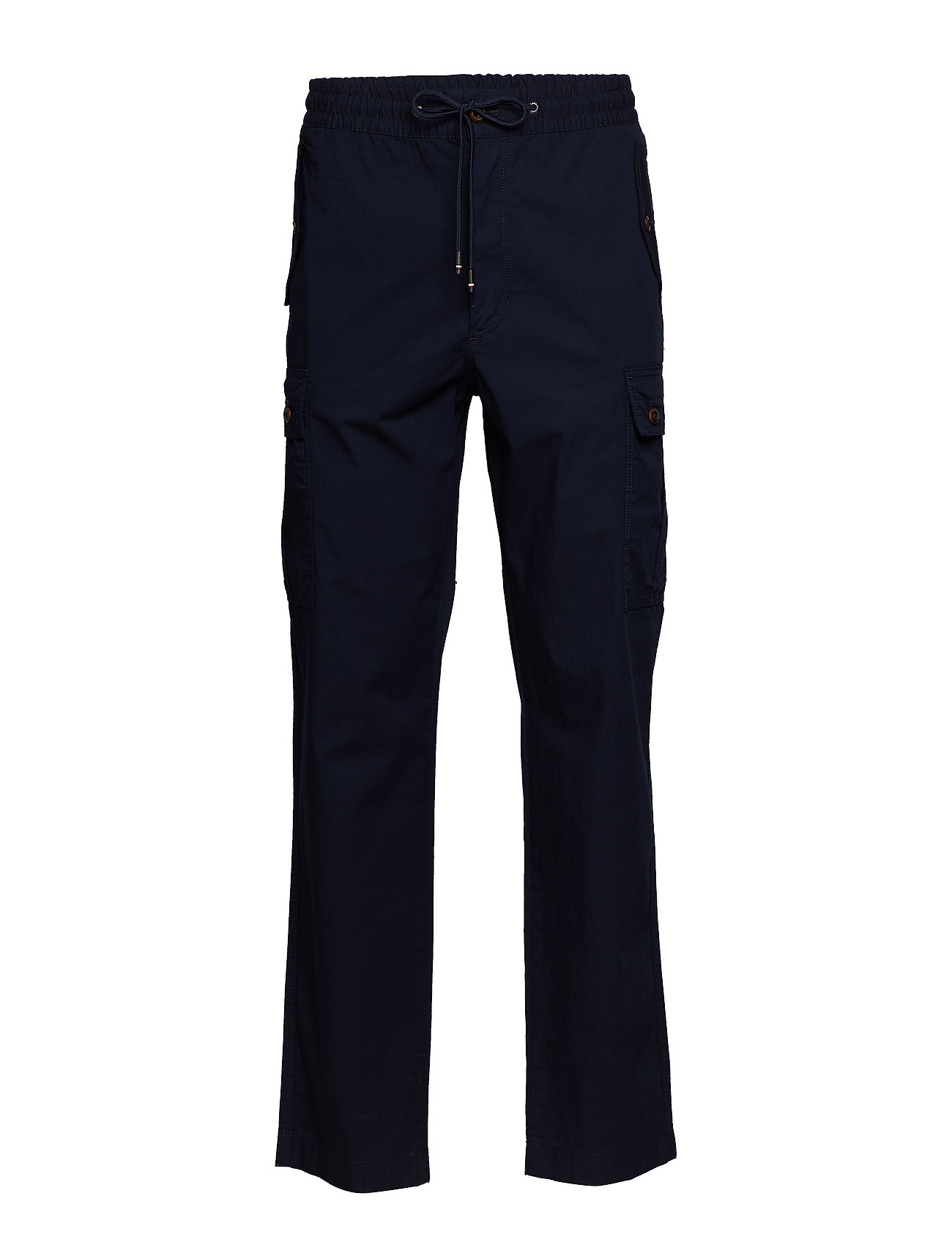 Tommy Hilfiger TRACK CARGO PANT - SKY CAPTAIN