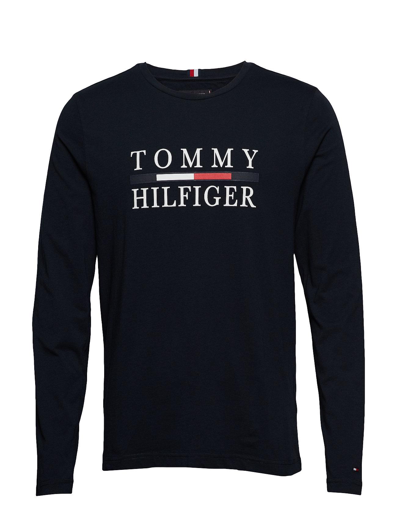 Tommy Hilfiger TOMMY HILFIGER LONG, - SKY CAPTAIN