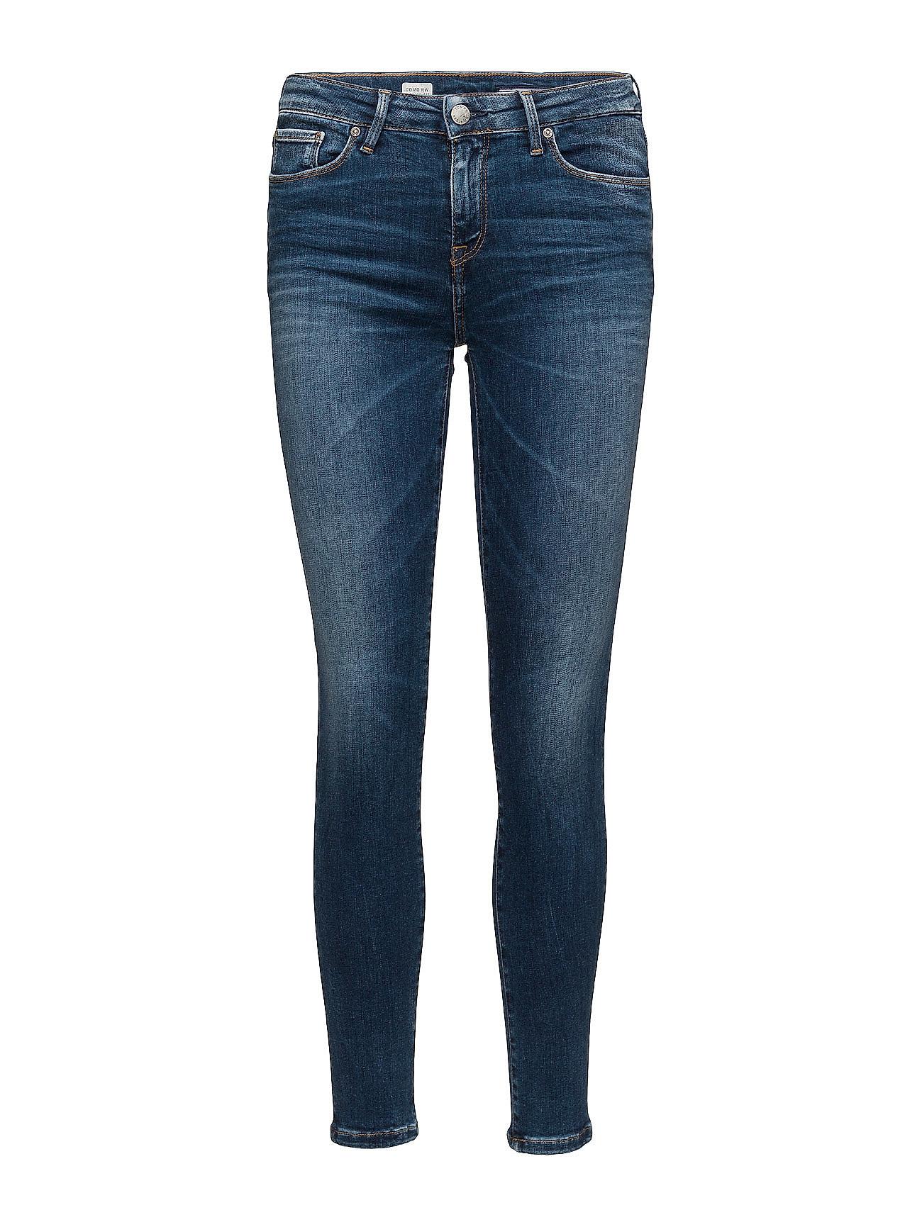 Tommy Hilfiger - HERITAGE COMO SKINNY RW - skinny jeans - doreen - 0