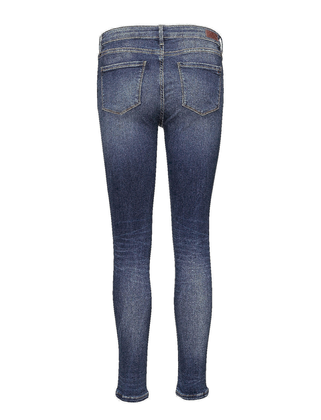 Tommy Hilfiger - HERITAGE COMO SKINNY RW - skinny jeans - doreen - 1