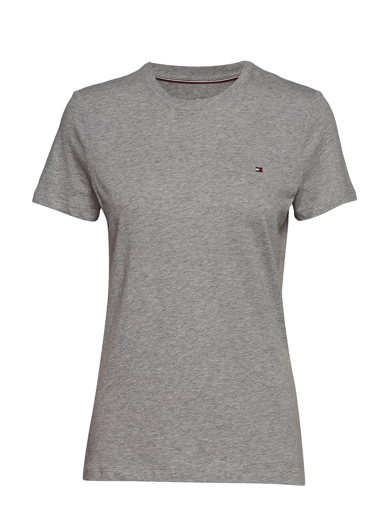 TOMMY HILFIGER Tommy Hilfiger Heritage T shirt Light White