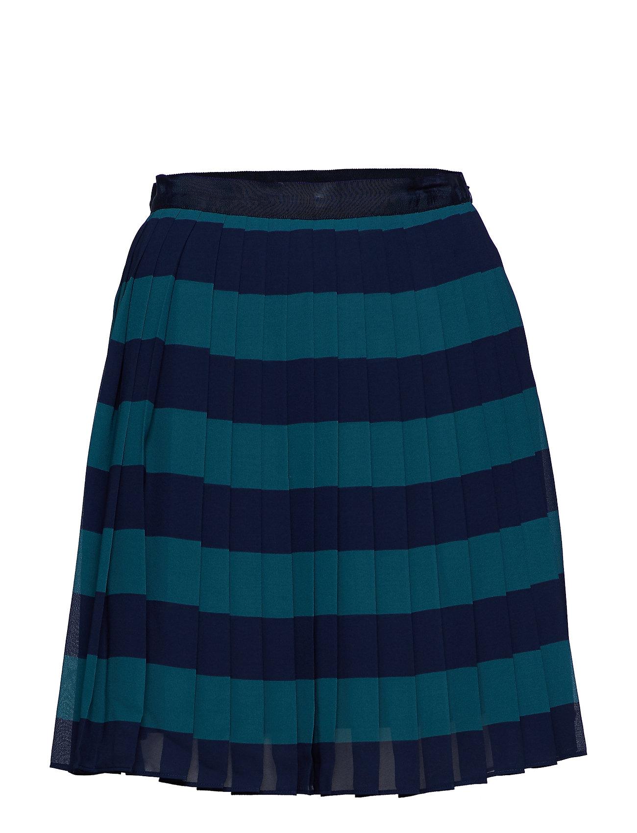 2850b0a5b7c3 JUNE BUG   SKY CAPTAIN STP Tommy Hilfiger Rose Pleated Mini Skirt ...