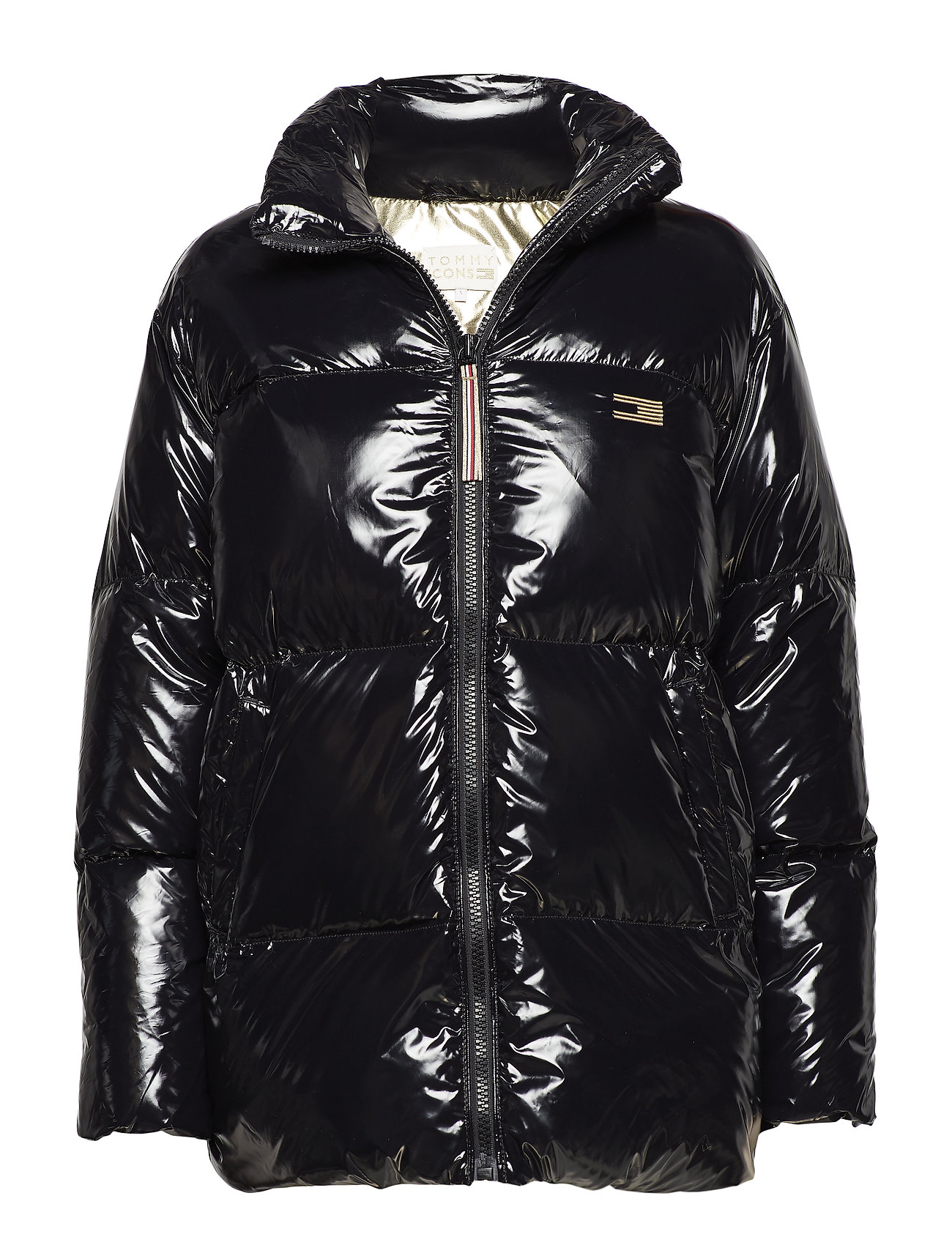 Tommy Hilfiger TOMMY ICONS HIGH GLOSS PUFFER