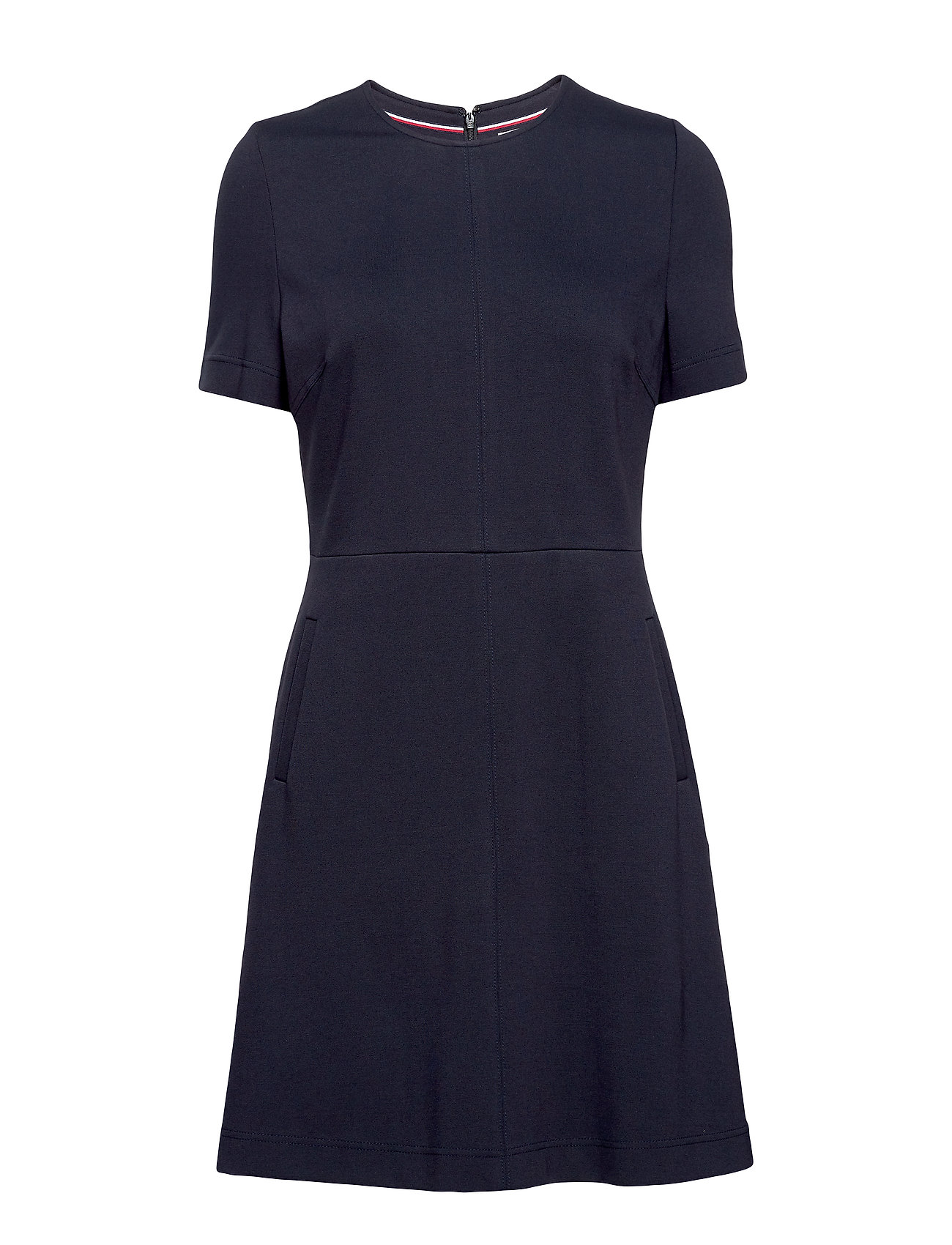 Tommy Hilfiger ARIELLE DRESS - BLACK BEAUTY