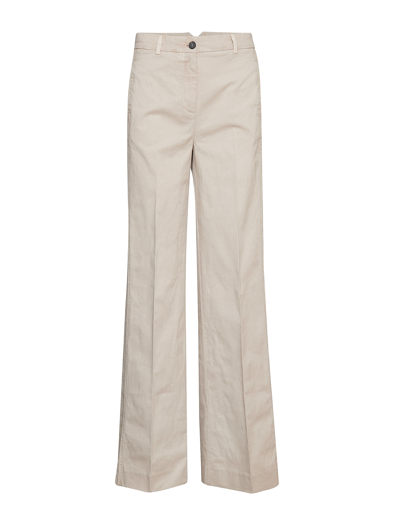 Image of Caia Hw Chino Vide Bukser Lyserød Tommy Hilfiger (3172668069)