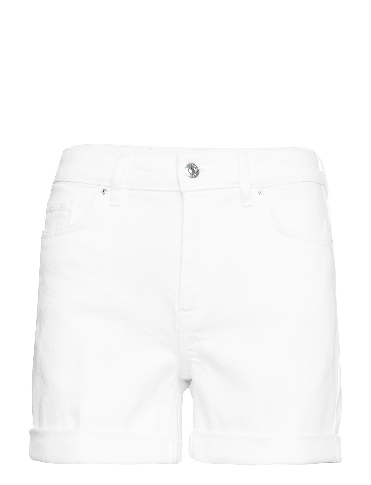 Tommy Hilfiger ROME HW SHORT CLR, 1 - CLASSIC WHITE