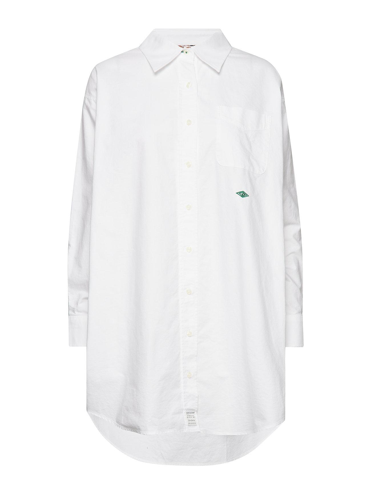 Tommy Hilfiger ZENDAYA ORIGINAL SHIRT - CLASSIC WHITE