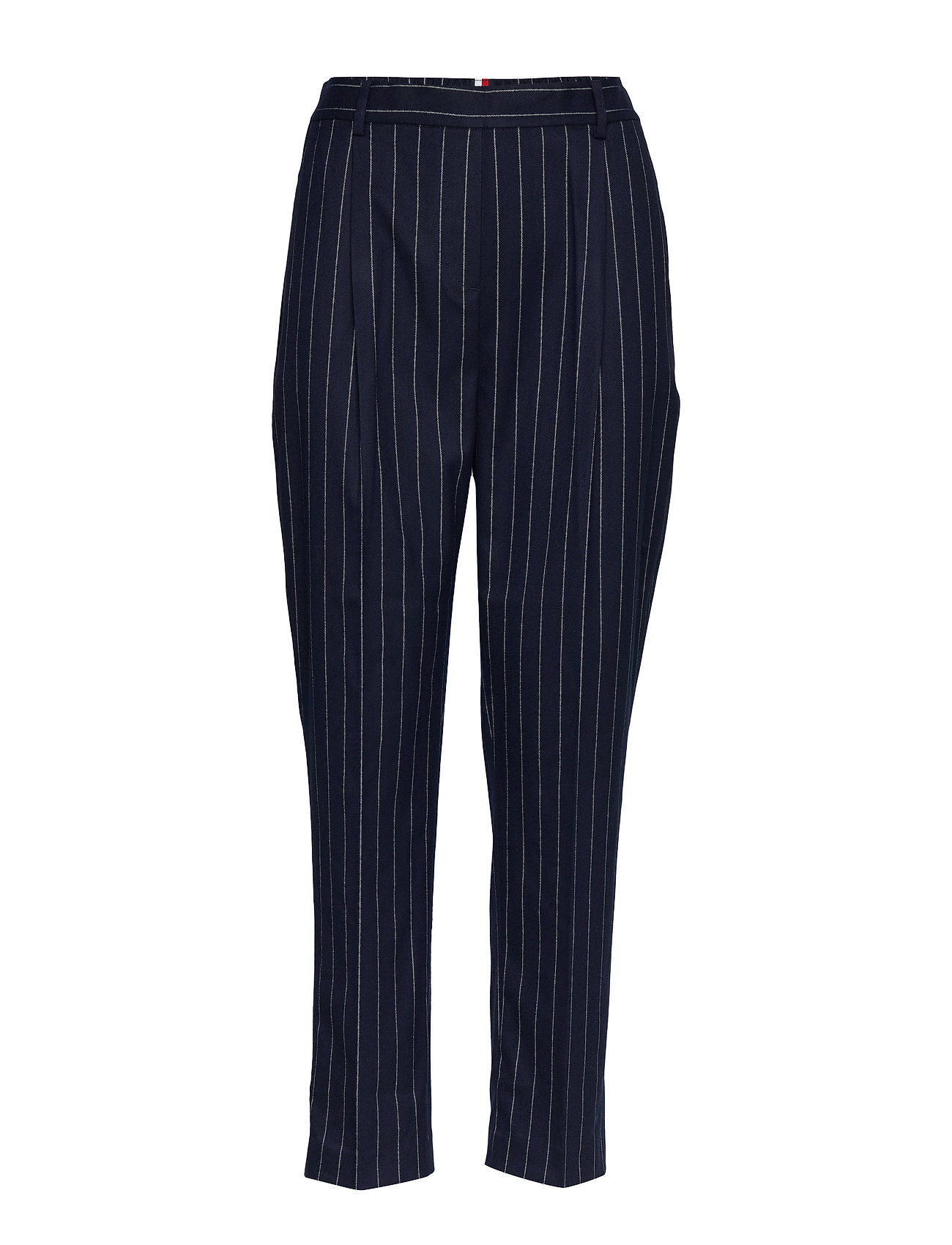 Tommy Hilfiger FRANKIE PULL ON PANT - PIN STRIPE SKY CAPTAIN
