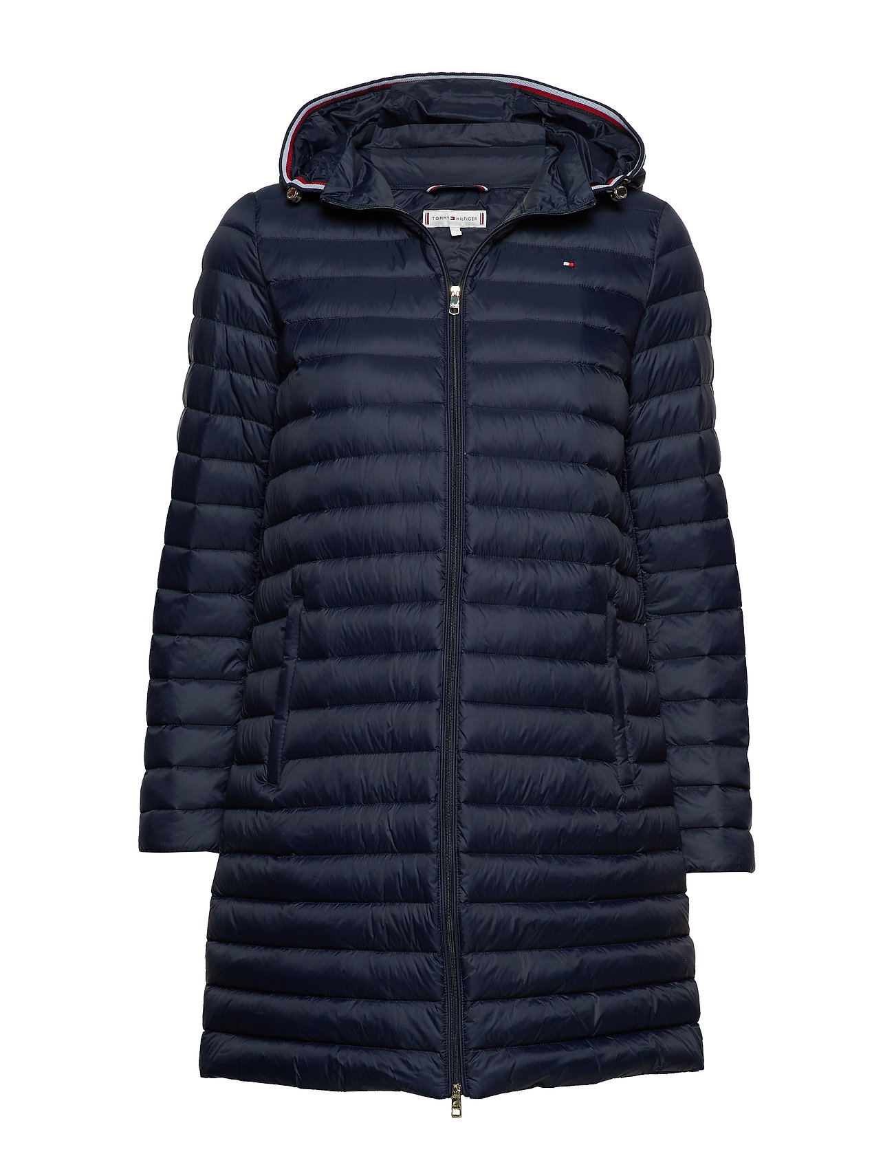 Tommy Hilfiger BELLA LW DOWN PACKAB - SKY CAPTAIN