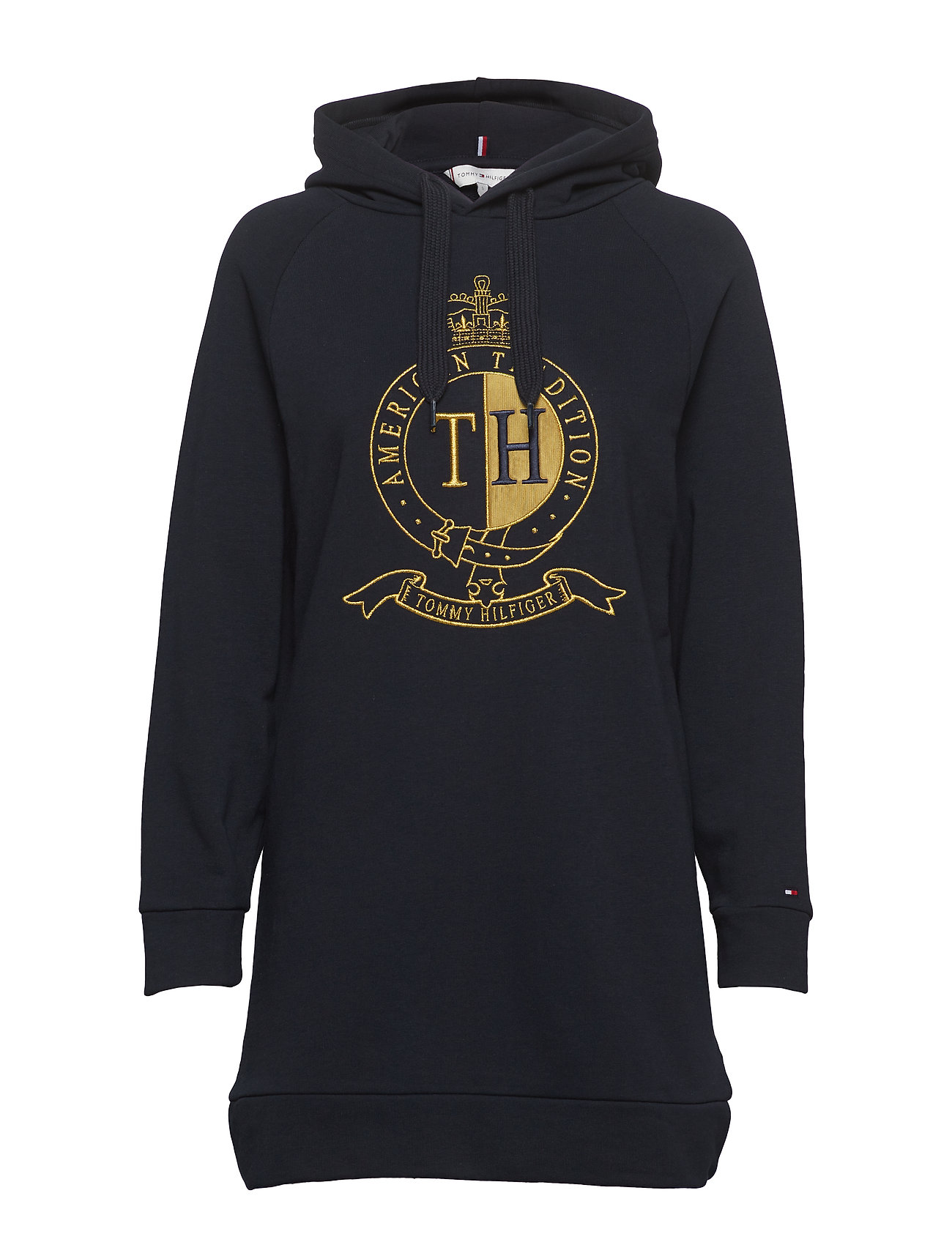 Tommy Hilfiger CANSU HOODIE LS - SKY CAPTAIN