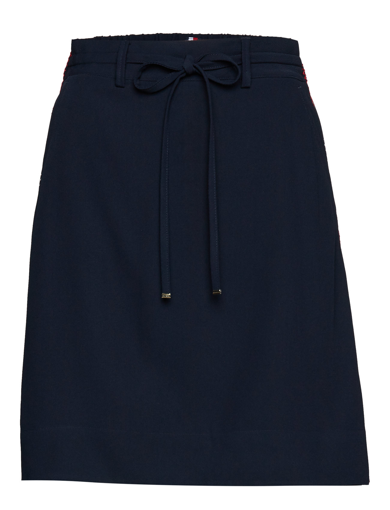 Tommy Hilfiger PALOMA SKIRT - SKY CAPTAIN