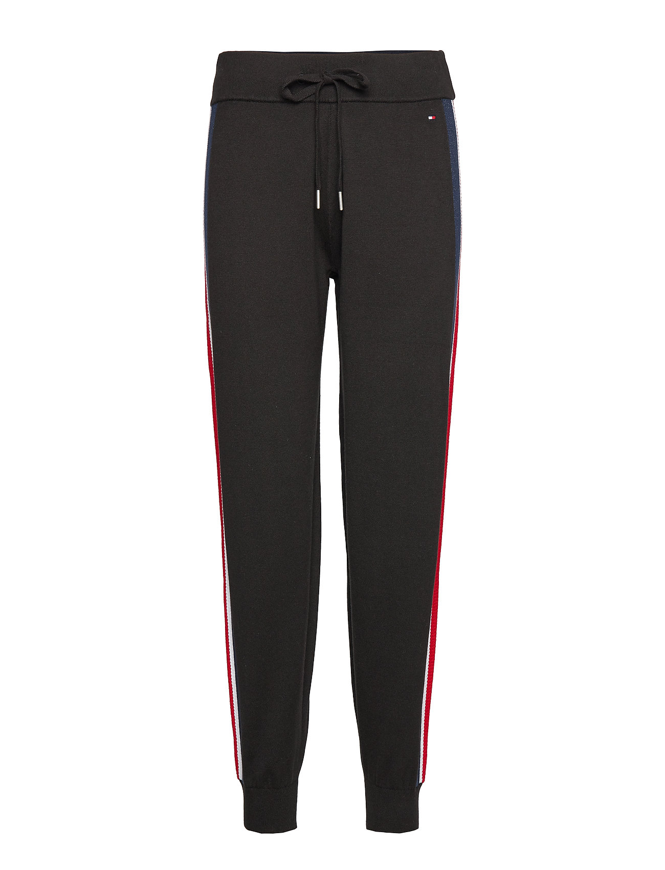 Tommy Hilfiger MAISY SWTR PANT - METEORITE