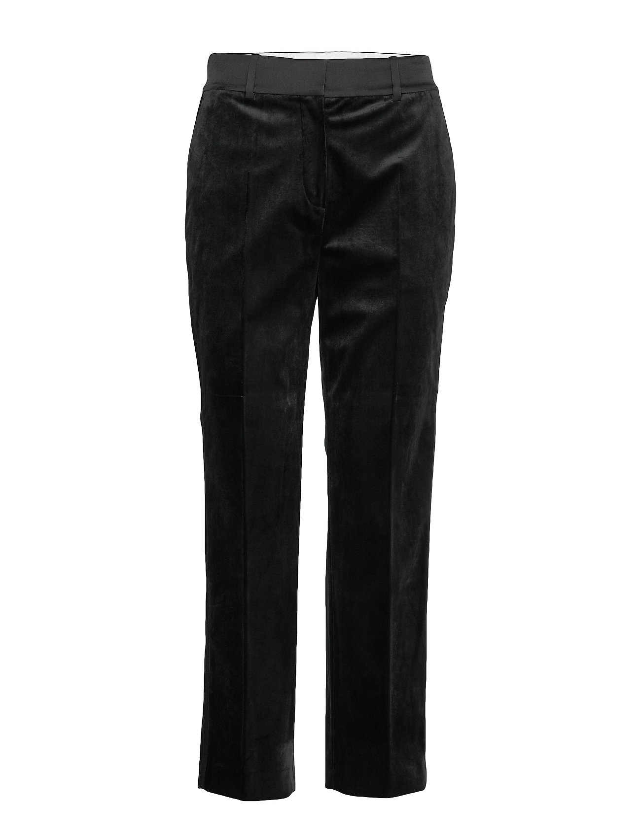 Tommy Hilfiger TERESA STRAIGHT PANT - BLACK