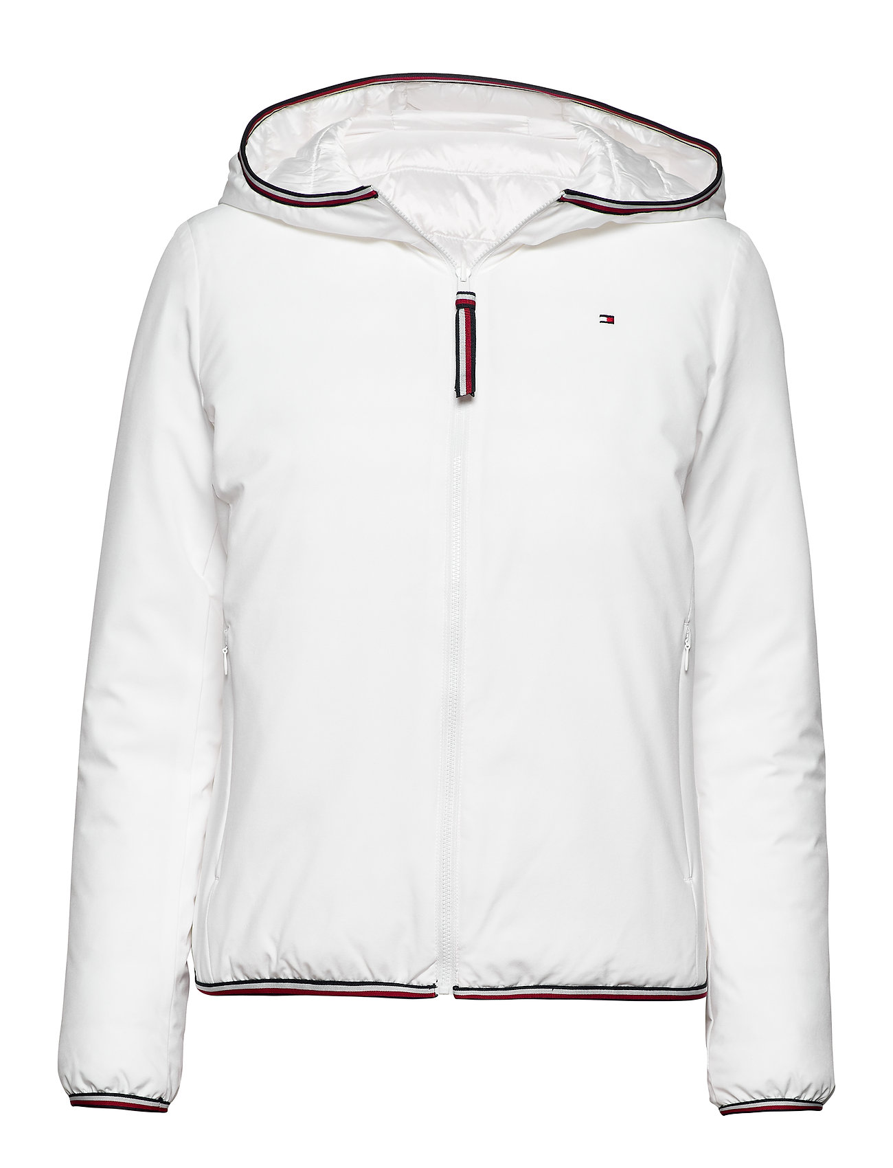 Tommy Hilfiger TH ESSENTIAL REVERS - WHITE