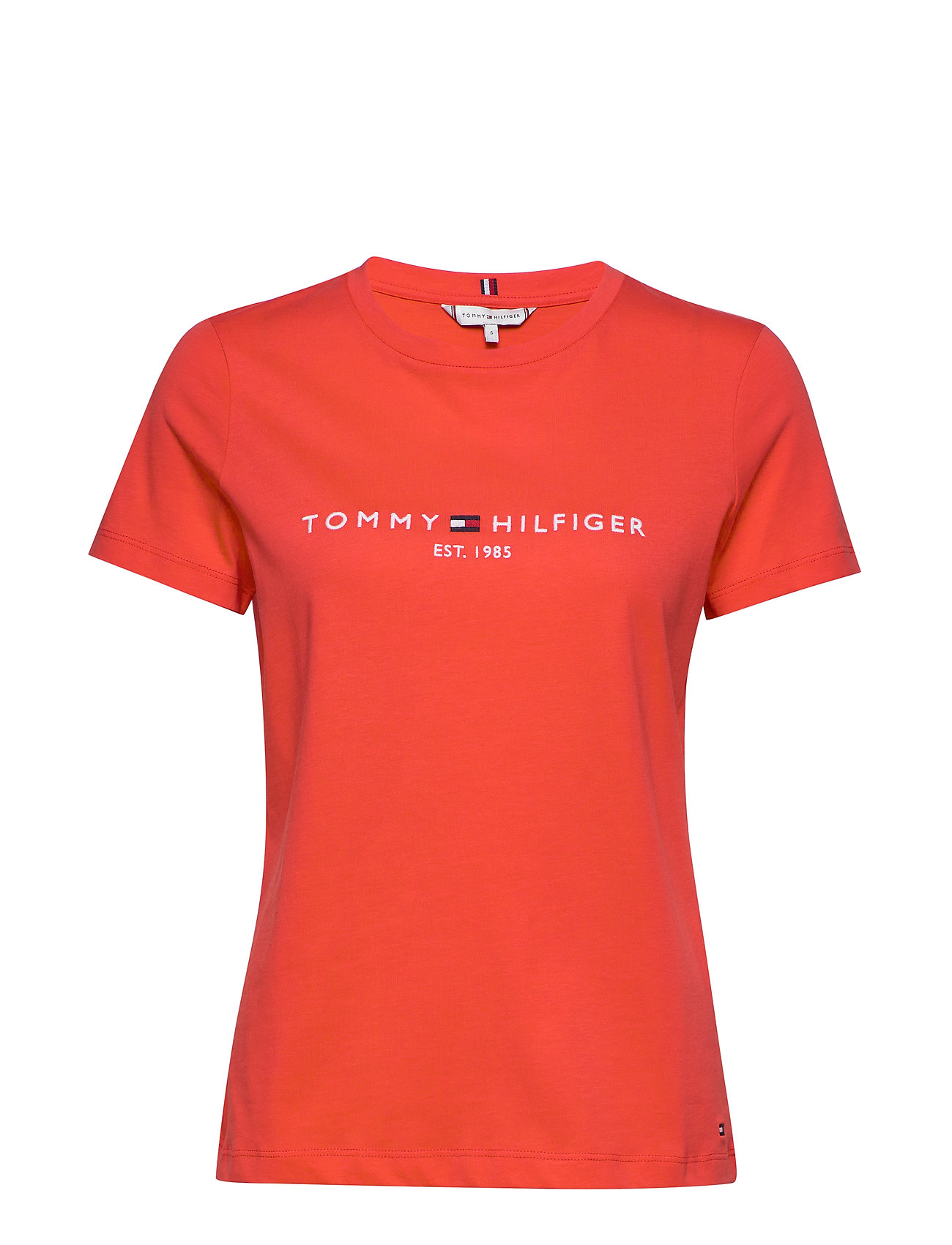 Tommy Hilfiger NEW TH ESS HILFIGER - BRIGHT VERMILLION
