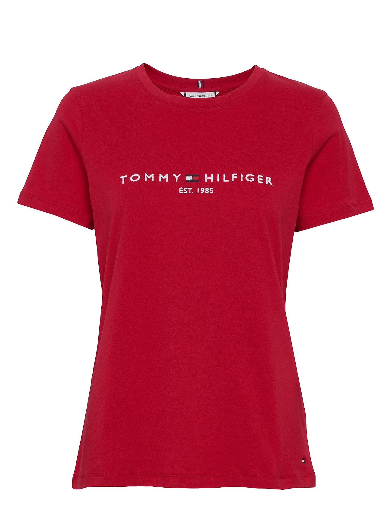 Tommy Hilfiger NEW TH ESS HILFIGER - PRIMARY RED