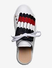Tommy Hilfiger - CORPORATE SLIP-ON SNEAKER - slip-on sneakers - snow white - 3