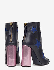 Tommy Hilfiger - MESH STAR ANKLE BOOT - heeled ankle boots - medieval blue / multi - 4