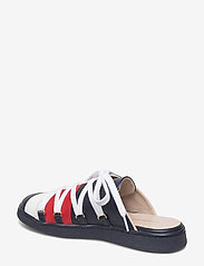 Tommy Hilfiger - CORPORATE LACED SLIP - ON SNEAKER - slip-on sneakers - medieval blue / multi - 2