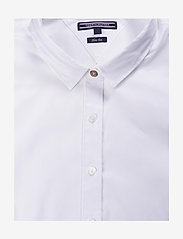 Tommy Hilfiger - AMY STR SHIRT LS W1 - long-sleeved shirts - classic white - 2